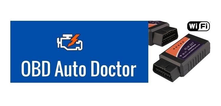 Scanner Elm 327 Wifi + Obd Auto Doctor (pc) Usb