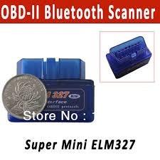 scanner  elm mini 327 bluetooth