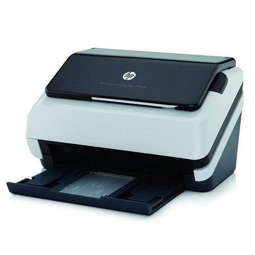 scanner enterprise flow 7000 s2 l2730b hp colorido c/duplex