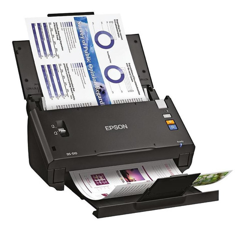 scanner epson workforce ds 510 preto