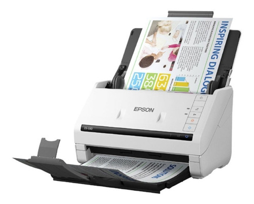 scanner epson workforce ds-530 (b11b236201) pce