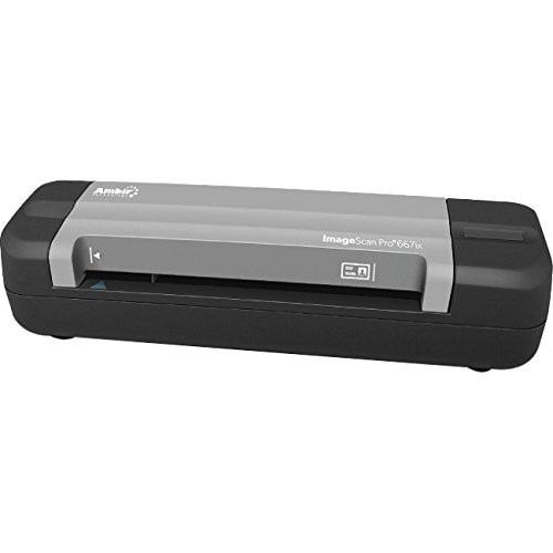 scanner escaner de identificaciones 600 dpi ps667ix-as ambir