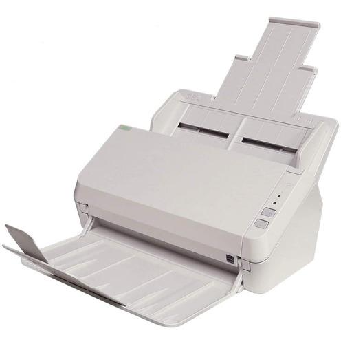 scanner escáner documentos fujitsu eko+ dúplex 30/60 ppm