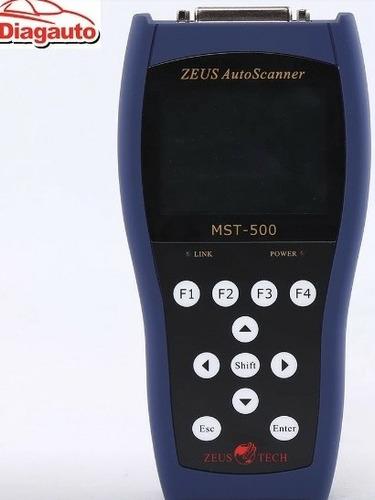 scanner escaner universal para motos -idioma: español.