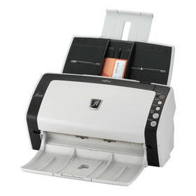 Scanner Fujitsu Fi-6130 Escaner Usado Garantia 3 Meses