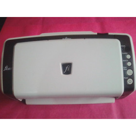 Scanner Fujitsu Fi-6140, 60ppm, 120ipm, Duplex, Color