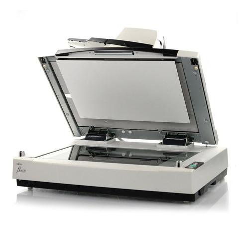 scanner fujitsu fi-6770 usado como nuevo garantía 6 meses