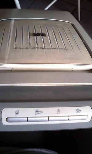 scanner hp scanjet 4070 para repuesto