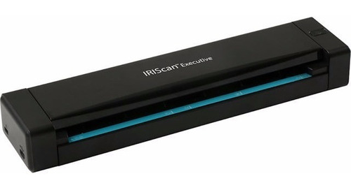 scanner iris iriscan executive 4 portatil 8ppm doble cara