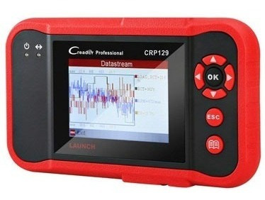 scanner launch crp129 en stock automotriz multimarca obd2