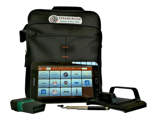 scanner launch x431 pro3, 7 pulg, dpf, oil, + actualización