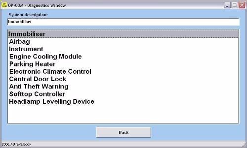 scanner opcom gm chevrolet tech2 firmware1.70 1º linha pe fg