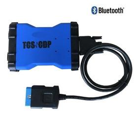 Scanner Para Carros E Caminhões Delphi Tcs Cdp Pro Bluetooth