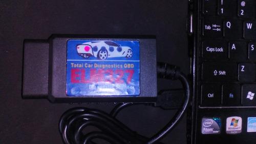 scanner ultima  elm327 ver 2,1 version  software original