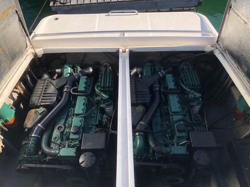 scarab 38 volvos kad 42 230 hp cada 1993. caiera