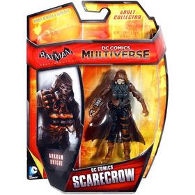 Scarecrow Dc Comics Mattel
