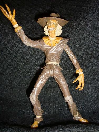 scarecrow hush dc direct
