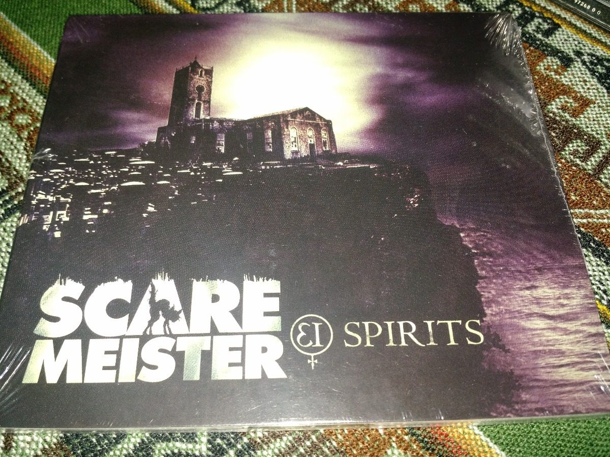 scaremeister 31 spirits