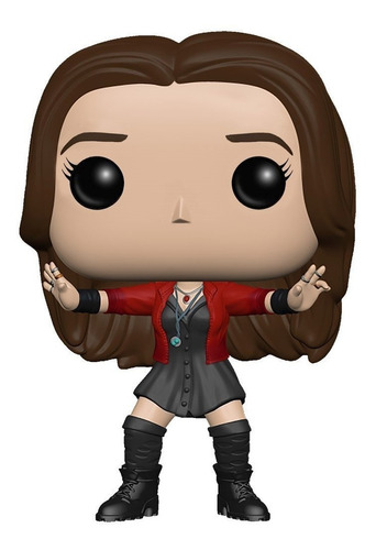 scarlet funko pop marvel: avengers 2  witch  aped buho store