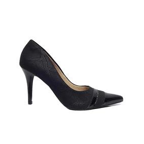1fc315224 Scarpin Off White Bico Fino Sapatos - Sapatos no Mercado Livre Brasil