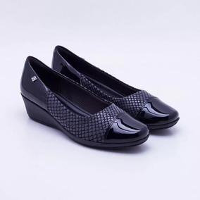 0639c880ee Scarpin Salto Anabela Feminino - Sapatos no Mercado Livre Brasil