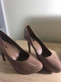 df1e98f7fd Scarpin Rosa Arezzo Feminino Scarpins - Sapatos no Mercado Livre Brasil