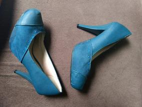 1716732390 Sapato Scarpin Verde Musgo - Scarpins para Feminino no Mercado Livre Brasil