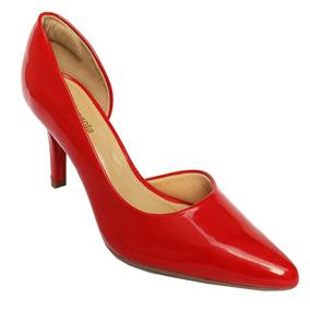 2dc955015e Sapato Scarpin Da Mariotta Vermelho - Calçados, Roupas e Bolsas com ...