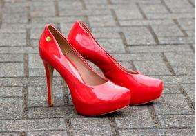 64dcd3c71 Scarpin Meia Pata Com Fivela Feminino Tamanho 44 - Sapatos 44 com o ...