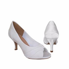 70b622479 Sapato De Noiva Rosa Salto Baixo - Sapatos com o Melhores Preços no Mercado  Livre Brasil