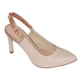706eb6df8e Scarpin Dakota Nude 36 Salto Feminino Scarpins - Sapatos no Mercado ...