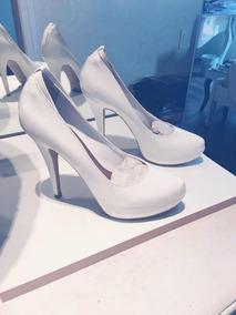 3e75da4570 Sapato Scarpin Lara Costa Branco Feminino - Scarpins e Plataformas ...
