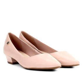 e7c9324d07 Sapato Scarpin Com Recorte A Laser Bottero Salto Baixo 49132 ...