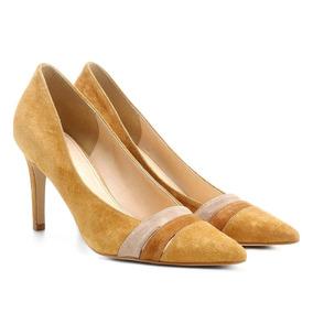c782028b8 Scarpin Shoestock Tress Cetim Birkenstock - Sapatos com o Melhores ...