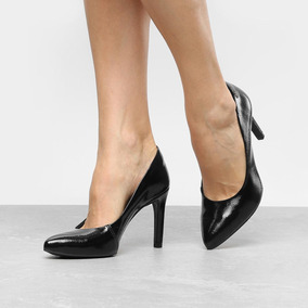 429a75aa78 Melissa Bico Fino Dakota - Scarpins para Feminino Preto no Mercado ...