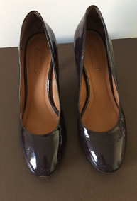 ab659ad861 Scarpin Vinho - Scarpins para Feminino Violeta escuro no Mercado ...