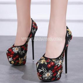 218efc52b9 Sapatos Femininos Importados Baratos - Scarpins para Feminino no ...