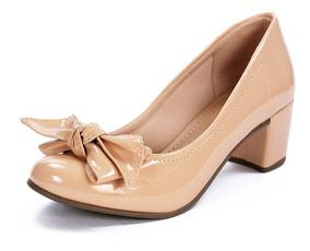 f827ba0d3 Sapatos Scarpins Lindos E Confortaveis - Sapatos para Feminino com o  Melhores Preços no Mercado Livre Brasil