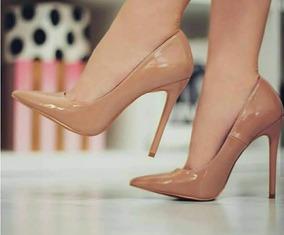 ffd7c5249f Sapato Social Prata Tam 34 Scarpins - Sapatos no Mercado Livre Brasil
