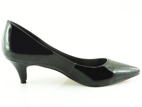 scarpin glamm basic verniz sapatos mania