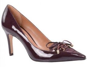fa403b8f6e Ferrari Scarpin - Sapatos Violeta escuro no Mercado Livre Brasil