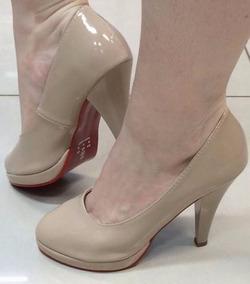 dcc3098146 Scarpin Vizzano Meia Pata Bico Redondo Frete Grátis!!! - Sapatos no Mercado  Livre Brasil