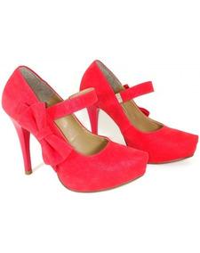 3f0d56ea67 Sapato Meia Pata Rosa Pink Com Laço - Sapatos no Mercado Livre Brasil
