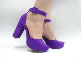 56f8f9c1a4 Sapatos Femininos - Sapatos Violeta escuro em São Bernardo do Campo ...