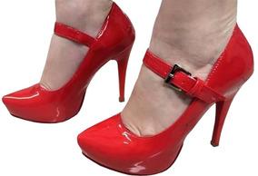 74244a38f Sapato Da Carmim Salto 15 - Sapatos com o Melhores Preços no Mercado Livre  Brasil