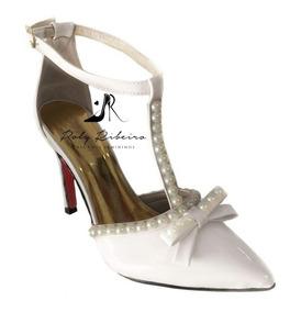 abc781142 Sandalia, 36, Dunes, Salto 5 Cm, Com Lanço Feminino - Sapatos com o ...