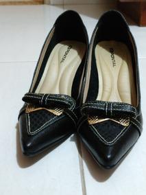 386043fe84 Sapato Feminino Pontal Calçados - Sapatos no Mercado Livre Brasil