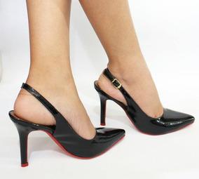 0e400537d Salto 40 - Scarpins e Plataformas Scarpins para Feminino com o Melhores  Preços no Mercado Livre Brasil
