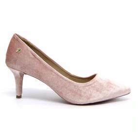784e99be7b Scarpin Rosa Bebe Salto Baixo - Sapatos Rosa claro no Mercado Livre ...