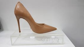 1b8e6d5624d Scarpin Salto Alto Couro-schutz - Classic Scarpin